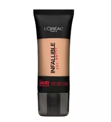 L'Oreal Paris Cosmetics Infallible Pro-Matte Foundation