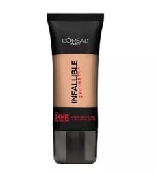 L'Oreal Paris Cosmetics Infallible Pro-Matte Foundation