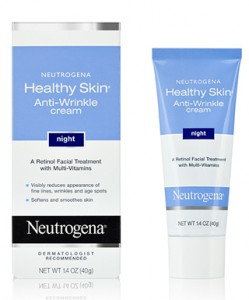 Neutrogena Healthy Skin Anti-Wrinkle Night Cream