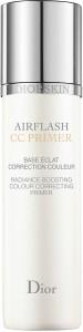 Dior Airflash CC Primer - Radiance Booster Color Correcting Primer